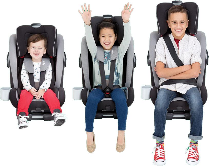 1//2//3 9-36 kg Lilac Joie Bold Kindersitz Autositz Gr